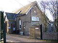 TM2480 : Former Weybread School by Adrian Cable