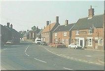 TM0386 : Garboldisham Road, Kenninghall in 1987 by John Baker