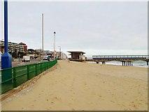 SZ1191 : Boscombe Beach by nick macneill
