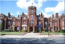 TM1645 : Ipswich School by N Chadwick