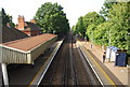 SU9855 : Worplesdon Station by N Chadwick