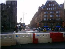 NT2473 : Caledonian Hotel Edinburgh by edward mcmaihin