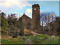 SD9704 : The Church of St Anne, Lydgate by David Dixon