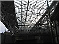 NT2673 : The new roof at Waverley Station by M J Richardson