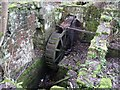SE0023 : Water wheel, Paper Mill, Cragg Vale by Humphrey Bolton