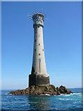 SV8006 : Bishop Rock Lighthouse by Colin Park