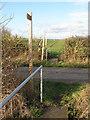 TL8604 : 2 footbridges by Roger Jones