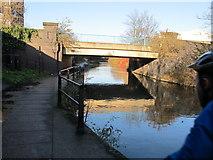 TQ2182 : Bridge 7 Old Oak Lane - Paddington Arm by David Hawgood