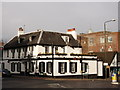 TQ3865 : The Swan Public house, West Wickham by David Anstiss