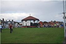 TR3751 : Deal Memorial Bandstand by N Chadwick