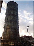 TQ2977 : Accumulator Tower, Churchill Gardens Estate by David Anstiss