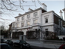 TQ2678 : No.1 and 2, The Boltons, Chelsea by David Anstiss