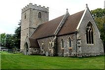 SO0725 : Grade II Church of St Brynach, Llanfrynach by Jaggery