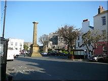 SC2667 : Castletown - Market Square by Colin Park