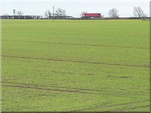 SE4630 : Large field east of Scat House Farm by Christine Johnstone