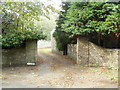 SO0725 : Entrance to Ty Mawr, Llanfrynach by Jaggery