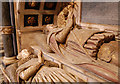 SK8039 : Tomb of 5th Earl of Rutland, St Mary's Bottesford by Julian P Guffogg