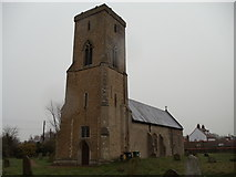 TG0336 : All Saints Church, Sharrington by Bill Henderson