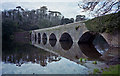 SR9795 : Stackpole Eight Arched Bridge by Scott Lewis