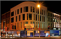 J3474 : Ann Street/Victoria Street development site, Belfast (22) by Albert Bridge
