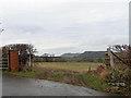 SO4279 : Fields near Gorst Barn by Row17