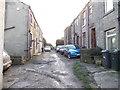 SE1627 : Pearson Fold - Wyke Lane by Betty Longbottom