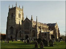 TF5520 : St Clement's Church, Terrington St Clement by Bill Henderson