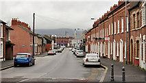 J3573 : My Lady's Road, Belfast by Albert Bridge