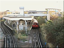 TQ2182 : Willesden Junction station (2) by Mike Quinn