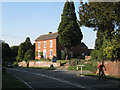 SP1563 : Yew Tree Farm, Stratford Road frontage by Robin Stott