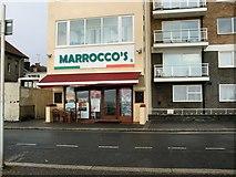 TQ2804 : Marrocco's restaurant Hove by Paul Gillett