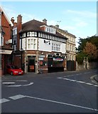 ST8558 : The Carpenters Arms, Trowbridge by Jaggery