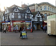 ST8558 : Timpson, Fore Street, Trowbridge by Jaggery