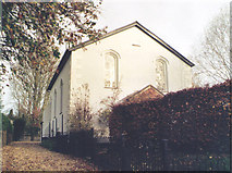 SU2937 : Former Middle Wallop Baptist Chapel by Michael FORD