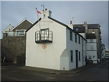 SC2667 : Harbour Offices Castletown by Richard Hoare