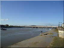 TQ2105 : River Adur, Shoreham by Stacey Harris