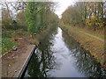 SK8833 : Grantham Canal at Harlaxton Wharf by Trevor Rickard
