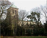 SJ5798 : St Oswald & St Edmund Arrowsmith RC Church, Ashton-in-Makerfield by Karl and Ali