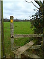 SU7723 : Stile on the way to Durford Mill by Shazz