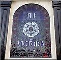 NZ6621 : Fine Victorian Stained Glass by Matthew Hatton
