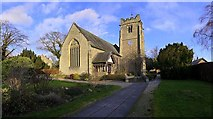 NZ1164 : St. Oswin's Parish Church, Wylam by Andrew Curtis