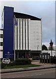 TQ1785 : Wembley Police Station by Martin Addison