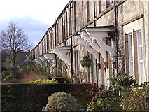 NZ1164 : Stephenson Terrace, Wylam by Andrew Curtis