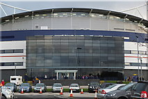 SD6409 : Reebok Stadium by Jim Barton