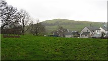 NY2536 : A field on the edge of Uldale by Richard Webb