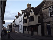 SP0202 : Gosditch Street, Cirencester by Colin Smith