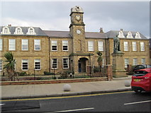 NZ4349 : Former Police Station renamed Marquess Point; Listed building (Seaham) by Les Hull
