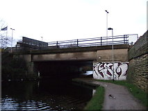 SE2833 : Bridge over Leeds and Liverpool Canal by JThomas