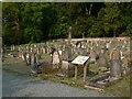 SO4593 : Cunnery Road Cemetery, Church Stretton by Eirian Evans