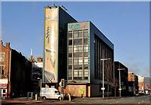 J3474 : Transport House, Belfast (8) by Albert Bridge